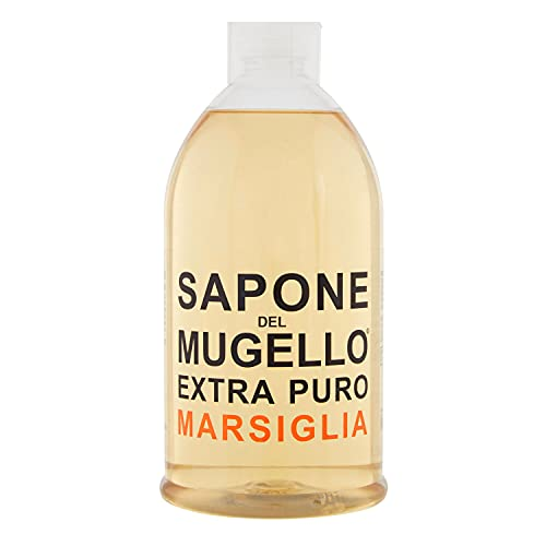 Sapone del Mugello Extra puro Marsiglia, Liquido - 1 Lt
