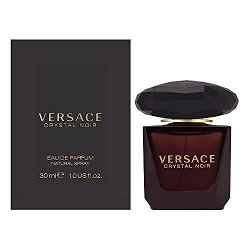 Versace Crystal Noir Femme/donna, Eau de Parfum, confezione da 1 (1 x 30 ml)