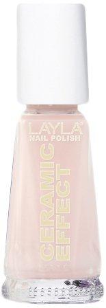 Layla 1243R23-048 Smalto, Effetto Ceramica, Tonalità 48 Skin