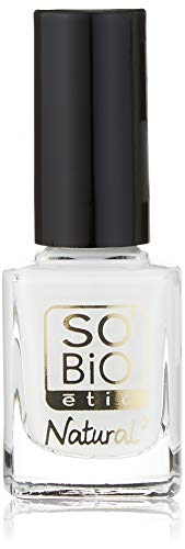 So' Bio étic smalto per unghie 12 Bianco French 10 ml