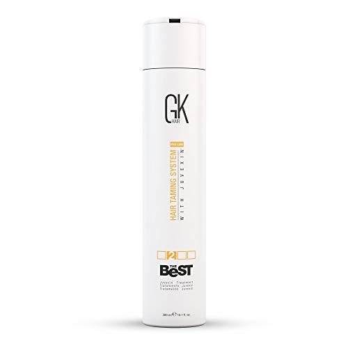 Global Keratin GK Hair The Best Professional (300ml/10.1 Fl Oz) Hair miglior kit professionale per capelli Trattamento lisciante e levigante per un naturale setoso e liscio