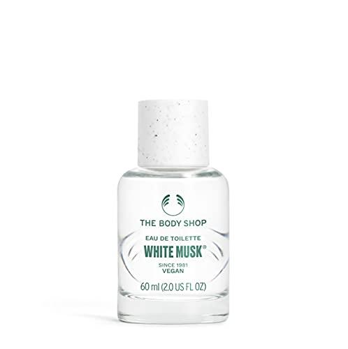 The Body Shop, eau de Toilette White Musk, in flacone da 60 ml [etichetta in lingua italiana non garantita]