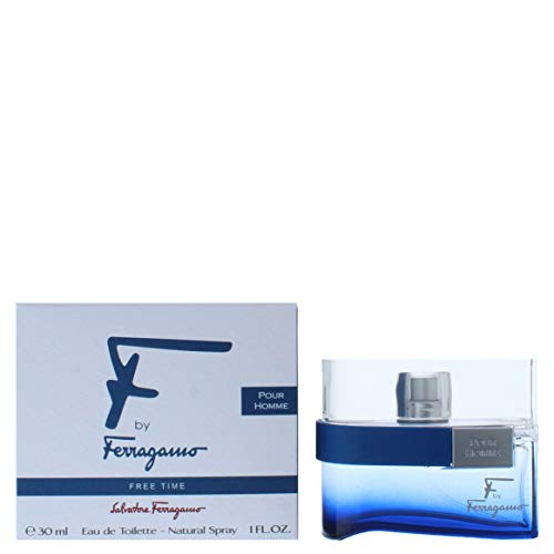Salvatore Ferragamo F by Ferragamo Free Time Eau de Toilette 30 ml