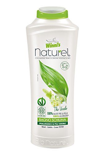 Winni's Naturel Bagnoschiuma - 500 ml - [confezione da 4]
