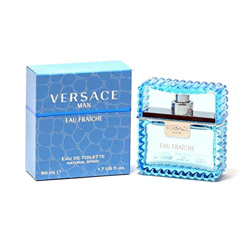 Versace–Man Eau Fraiche Colonia per uomo Colognes