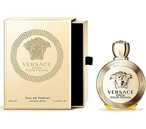 Versace eros donna 100ml eau de parfum vapo