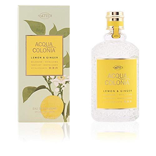 4711 Acqua Colonia Lemon & Ginger Eau De Toilette Spray - 50 ml