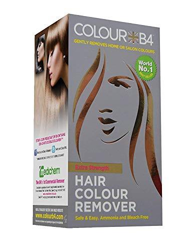Colour B4Extra- Prodotto per rimozione di tintura