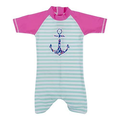 Banz S16SSNP0 - Costume da bagno anti-UV, Unisex - Bambini, Multicolore, Taglia 12 mesi
