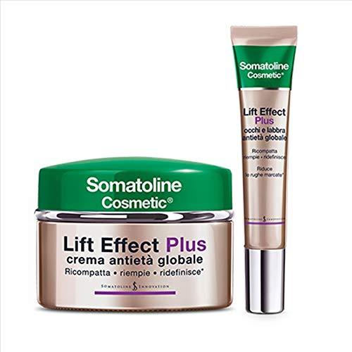 Somatoline Lift Effect Plus Antiet� Globale Crema Giorno+Contorno Occhi E Labbra