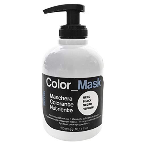 KEPRO Kay Pro COLOR_MASK Maschera colore nutriente - NERO - 300 ml (nero)
