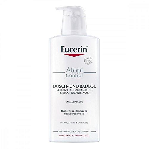 Eucerin - Atopicontrol olio detergente 20% omega 400 ml
