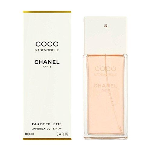 Chanel Coco Mademoiselle Eau de Toilette 100 ml Spray Donna