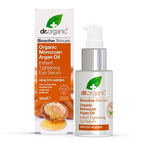 Dr Organic - Contorno occhi istantaneo all'olio di Argan