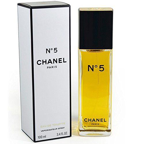 Chanel No5, Eau de Toilette con vaporizzatore, 100 ml