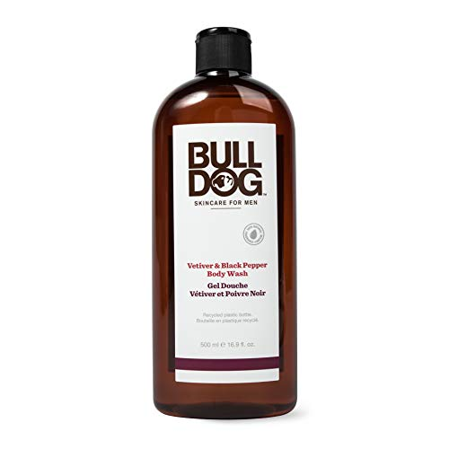 Bulldog - Gel Doccia Vetiver & Pepe Nero - 500Ml