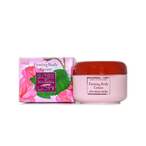 BIOFRESH - Crema aromatizzata alla rosa, con acqua di rose, 330 ml