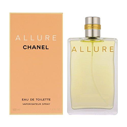 Allure Donna di Chanel - Eau de Toilette Edt - Spray 100 ml.