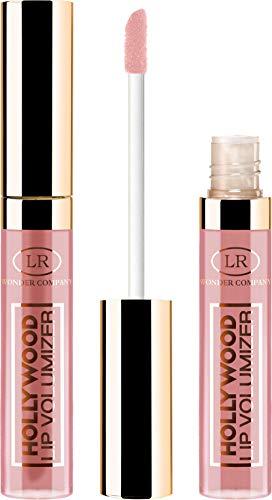 Hollywood Lip Volumizer NUDE, volumizzante labbra al veleno d'ape, lucidalabbra/lipgloss ad azione rimpolpante (1x9ml) - Wonder Company