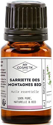 Olio essenziale di santoreggia Organico - MyCosmetik - 5 ml
