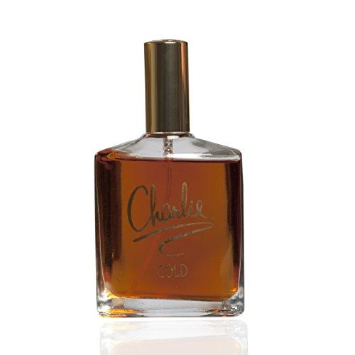 Revlon pour femme - Eau de toilette Charlie Gold - 100 ml