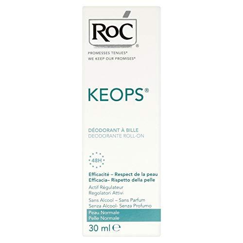 Roc Keops Deodorante Rollon - 30 ml