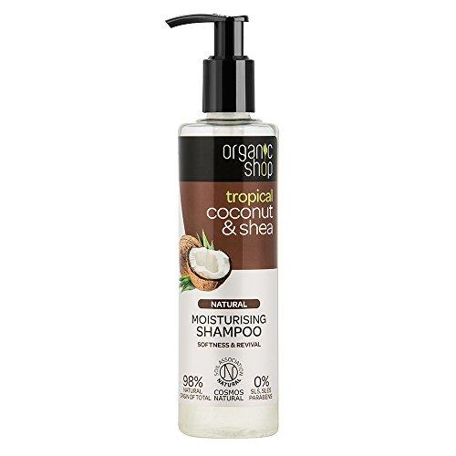 Organic Shop Shampoo Idratante Coconut & Shea - 280 ml