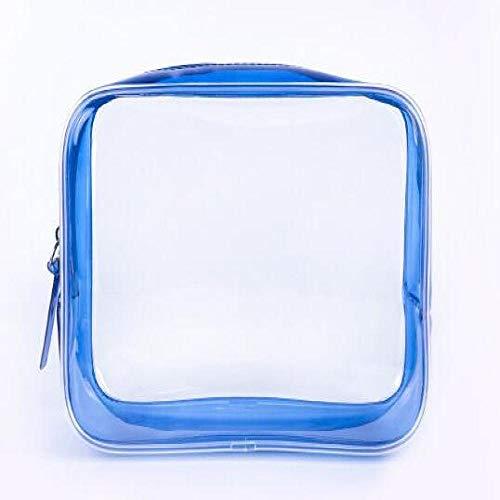 Borsa per Cosmetici Trousse da Viaggio Trasparente Borsa per Trucco Organizzatore PVC Trasparente Estetista Borse CosmeticheBeautyTrousse daToilette Trucco