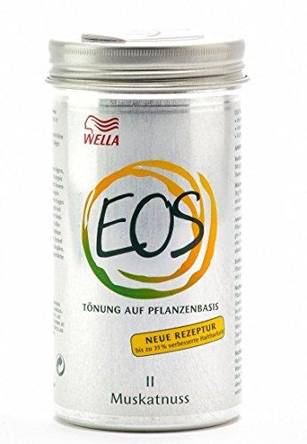 Wella - Eos Colore Noce Moscata 120 Gr- Linea Eos Colorazione Naturale -