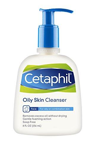 Cetaphil, detergente per pelle grassa 236ml
