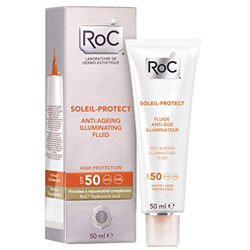 Roc Soleil Crema Antirughe - 50 ml