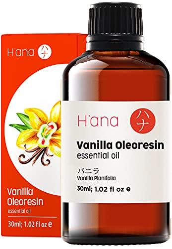 Olio essenziale di vaniglia - Sensazione seducente di dolcezza (30 ml) - Olio di vaniglia di grado terapeutico puro al 100%