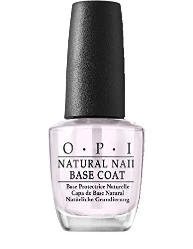 OPI Natural Nail Base per Unghie Naturali - Trasparente - 15 ml
