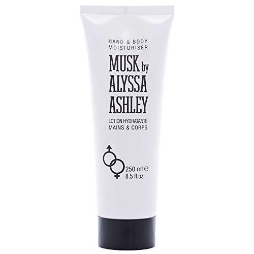 Musk Body Lotion 250 ml Lozione Corpo Unisex