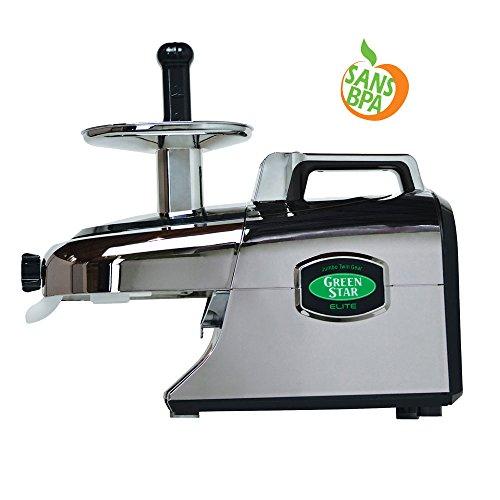 Estrattore di succo GreenStar Elite 5050 cromata