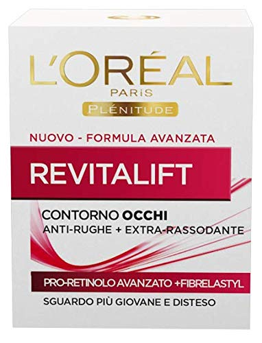 L'Oréal Paris Revitalift Crema Contorno Occhi Anti-Rughe - 15 ml