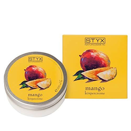 MANGO, crema per il corpo, 200 ml (etichetta in lingua italiana non garantita)