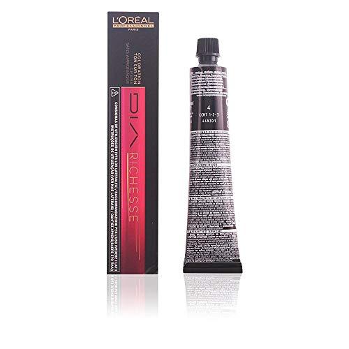L'Oréal Dia Richesse Colore Professionale per Capelli, 4 Castano Medio, 50 ml