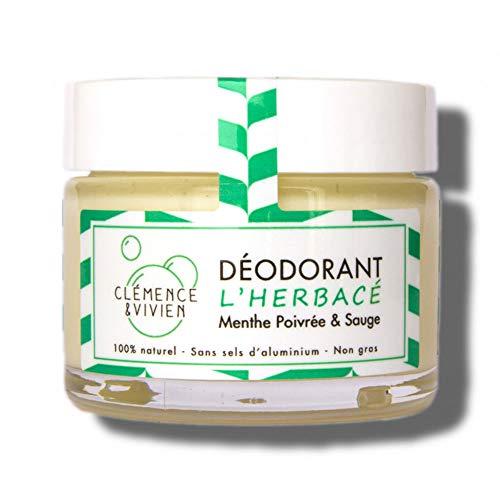 Clemenza & Vivien - Balsamo Deodorante l' herbacé