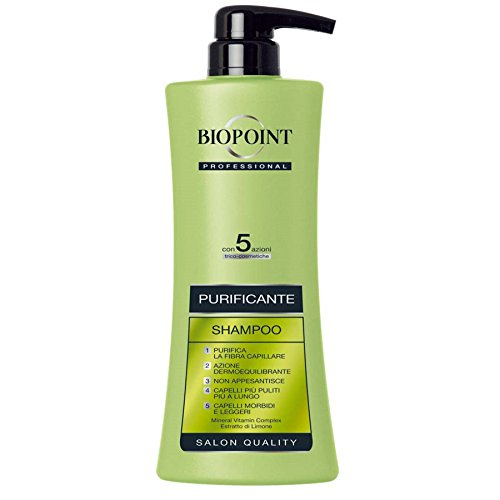 Biopoint Shampoo Purificante - 400 ml