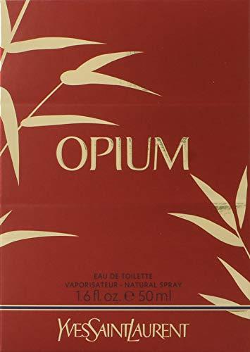 YSL OPIUM (W) DONNA EAU DE TOILETTE EDT ML.50 VAPO SPRAY