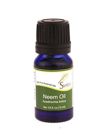 SVATV Neem Olio Essenziale Terapeutico Aromaterapia Diffusore 10 ml