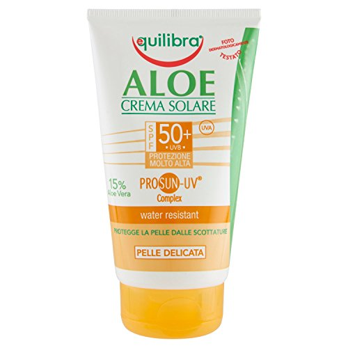 Equilibra Aloe Crema Solare Spf50-150 ml