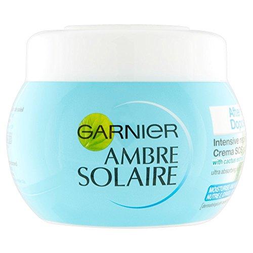 Garnier Ambre Solaire Crema Doposole [Versione Inglese]