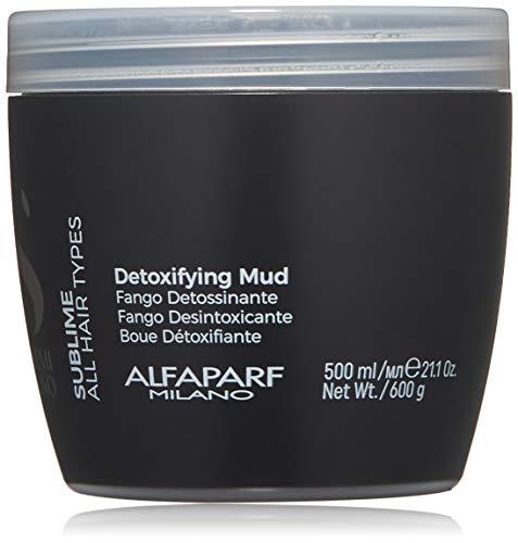 Alfaparf Fango - Maschera disintossicante per capelli, 500 ml