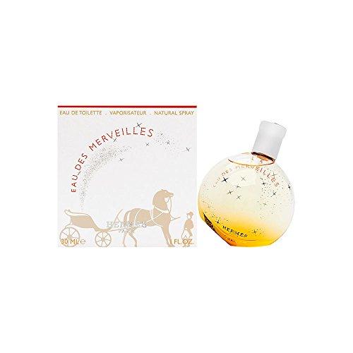 Hermès Eau des Merveilles Eau de Toilette Spray 30 ml