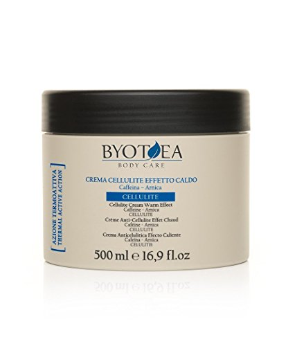BYOTHEA Crema Anticellulite Heat Effect 500 ml