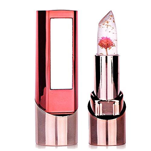Richoose Rossetto, idratare Temperatura Cambiamento di Colore Magico di sbiadimento Gelatina Stick Labbra Professional Make-up
