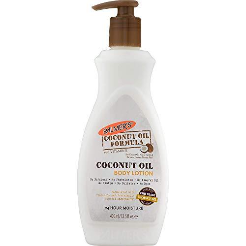Palmer's 7069753 COF - Lozione idratante per il corpo con olio di cocco, 400 ml, 1 pezzo