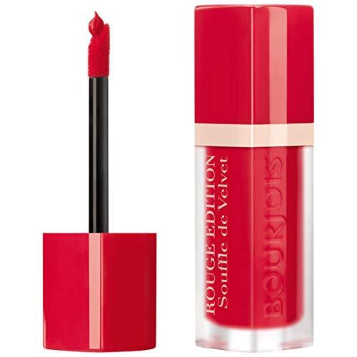 Bourjois Rouge Edition Souffle de Velvet Lipstick, number T08Carameli Melo